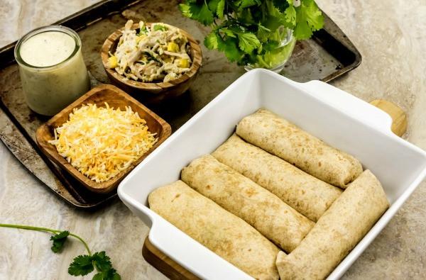 Low Fat Chicken Enchiladas Weight Watchers  Weight Watchers Chicken Enchiladas Life is Sweeter By Design