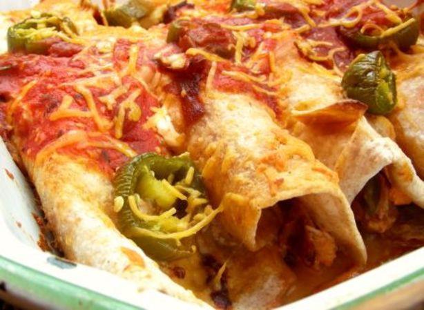 Low Fat Chicken Enchiladas Weight Watchers  Ww Chicken Enchiladas Recipe Food