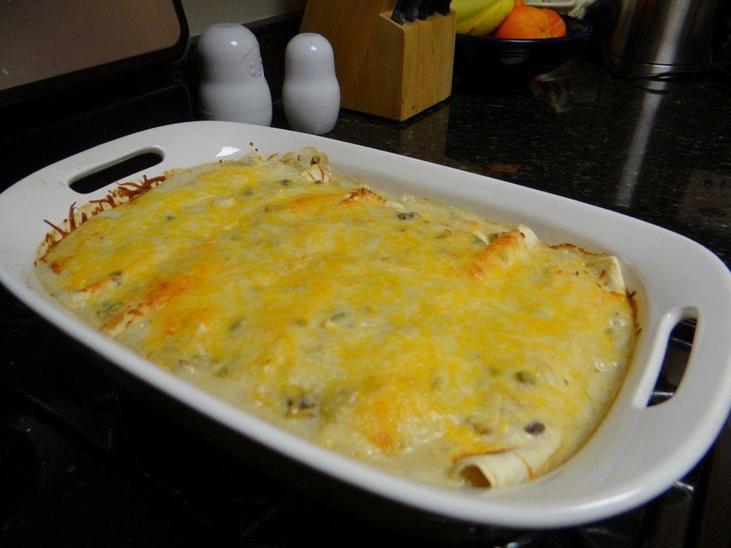 Low Fat Chicken Enchiladas Weight Watchers  Creamy Chicken Enchiladas Low Fat and Low Calories