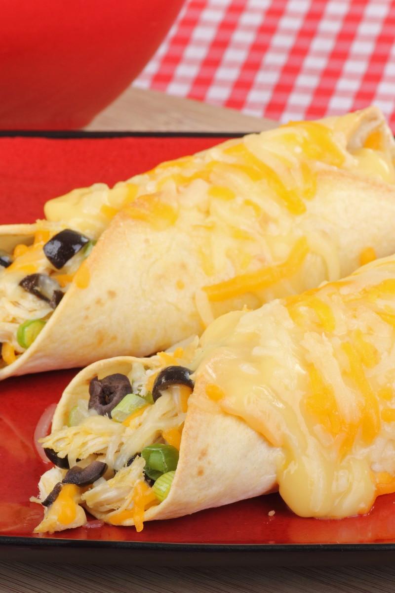 Low Fat Chicken Enchiladas Weight Watchers  Cheesy Chicken Enchiladas Weight Watchers