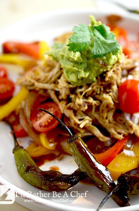 Low Fat Chicken Fajitas  Low Carb Chicken Fajita Recipe