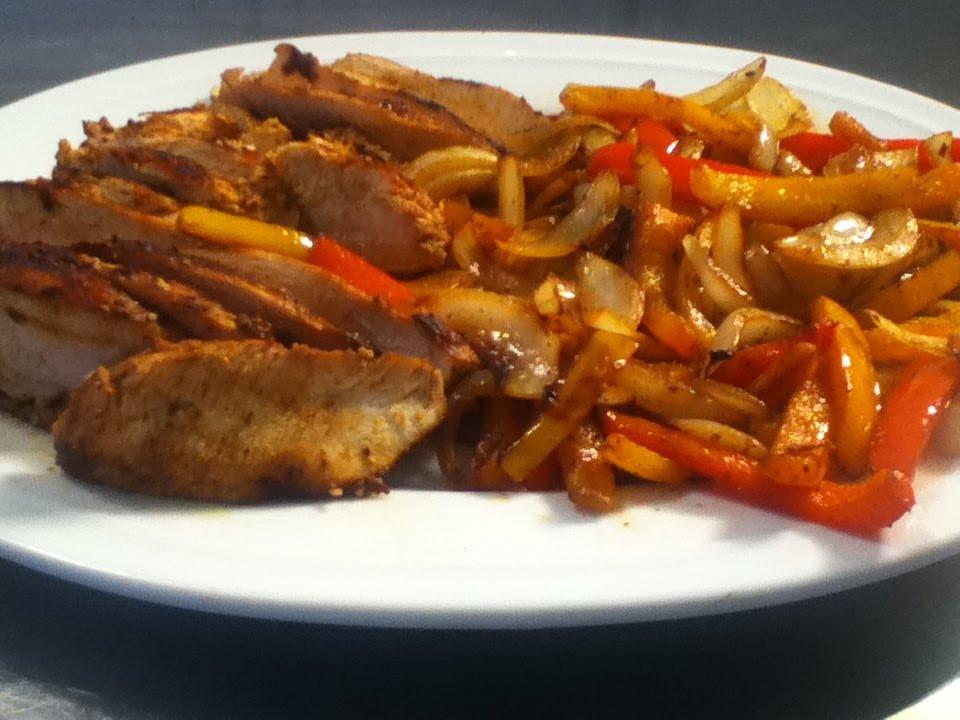 Low Fat Chicken Fajitas  Grilled Chicken Fajitas Low Carb Recipes
