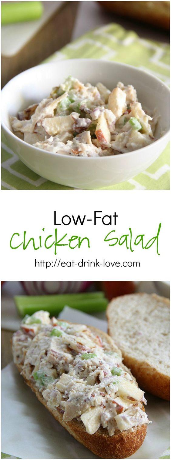 Low Fat Chicken Salad Recipe  Low Fat Chicken Salad