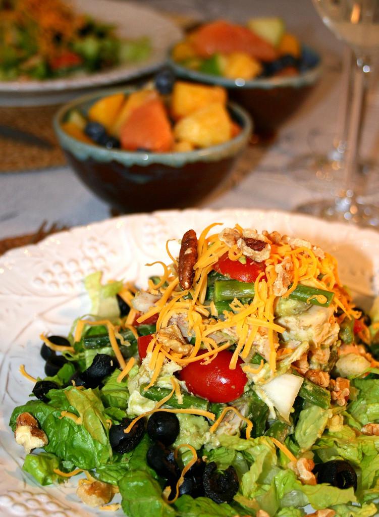 Low Fat Chicken Salad Recipe  LOW FAT CHICKEN SALAD RECIPES LOW FAT CHICKEN CAJUN