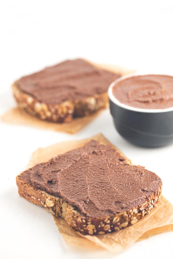 Low Fat Chocolate Desserts  Low Fat Vegan Chocolate Spread