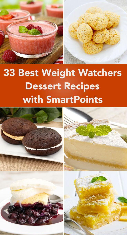 Low Fat Desserts Weight Watchers  33 Best Weight Watchers Dessert Recipes with SmartPoints