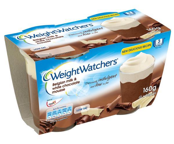 Low Fat Desserts Weight Watchers  Weight Watchers indulgent desserts by Yoplait – Collective