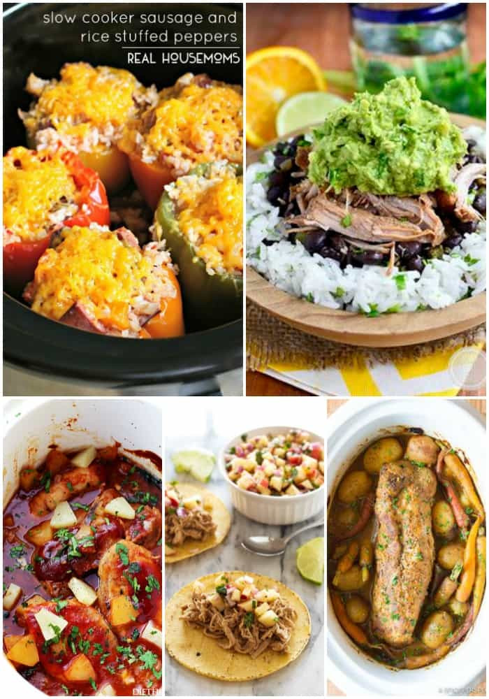 Low Fat Dinner Recipes For Family  25 Crock Pot Low Fat Recipes ⋆ Real Housemoms