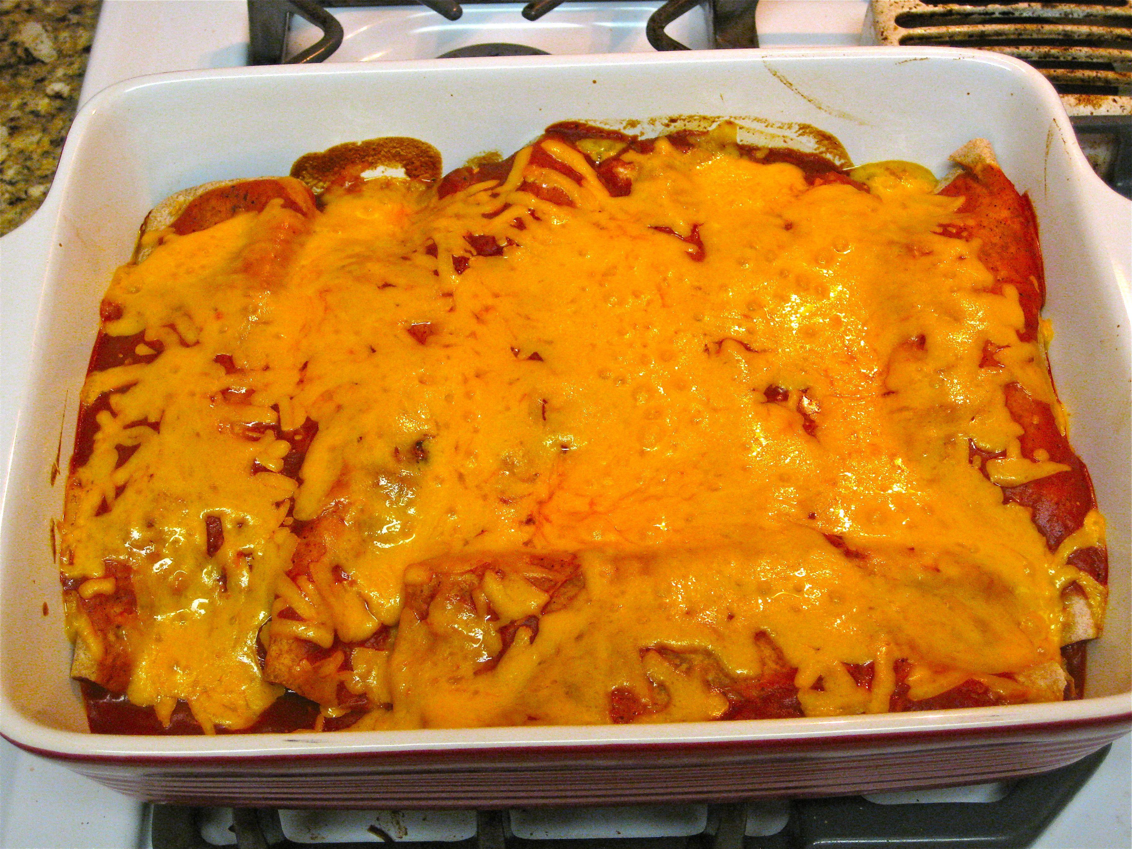 Low Fat Enchiladas  Low Fat Enchilada