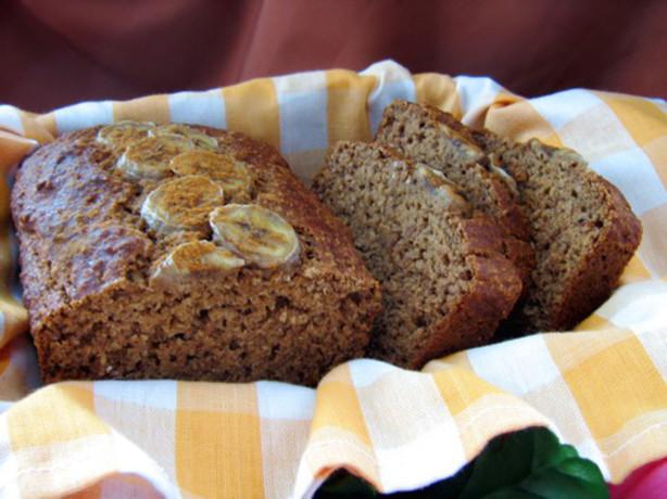 Low Fat High Fiber Recipes  Low Fat High Fiber Yummy Banana Bread Recipe Food