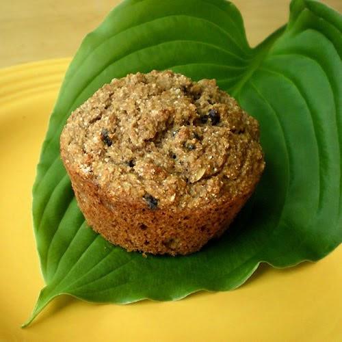Low Fat High Fiber Recipes  Foy Update Healthy Happy Banana Muffins High Fiber Low