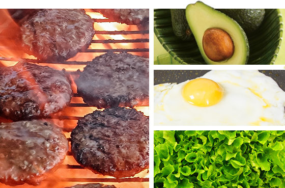 Low Fat High Protein Recipes  Low Carb Diet Makes You Stronger Six Meals for Your