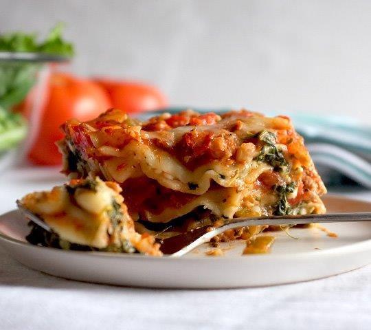 Low Fat Lasagna  5 Ingre nt Chicken Mozzarella Roll Ups