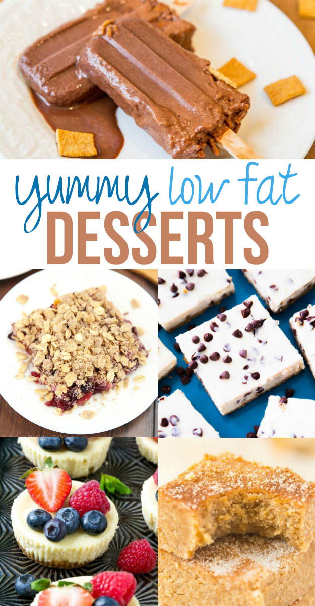 Low Fat Low Calorie Desserts  Yummy Low Fat Desserts Busy Moms Helper