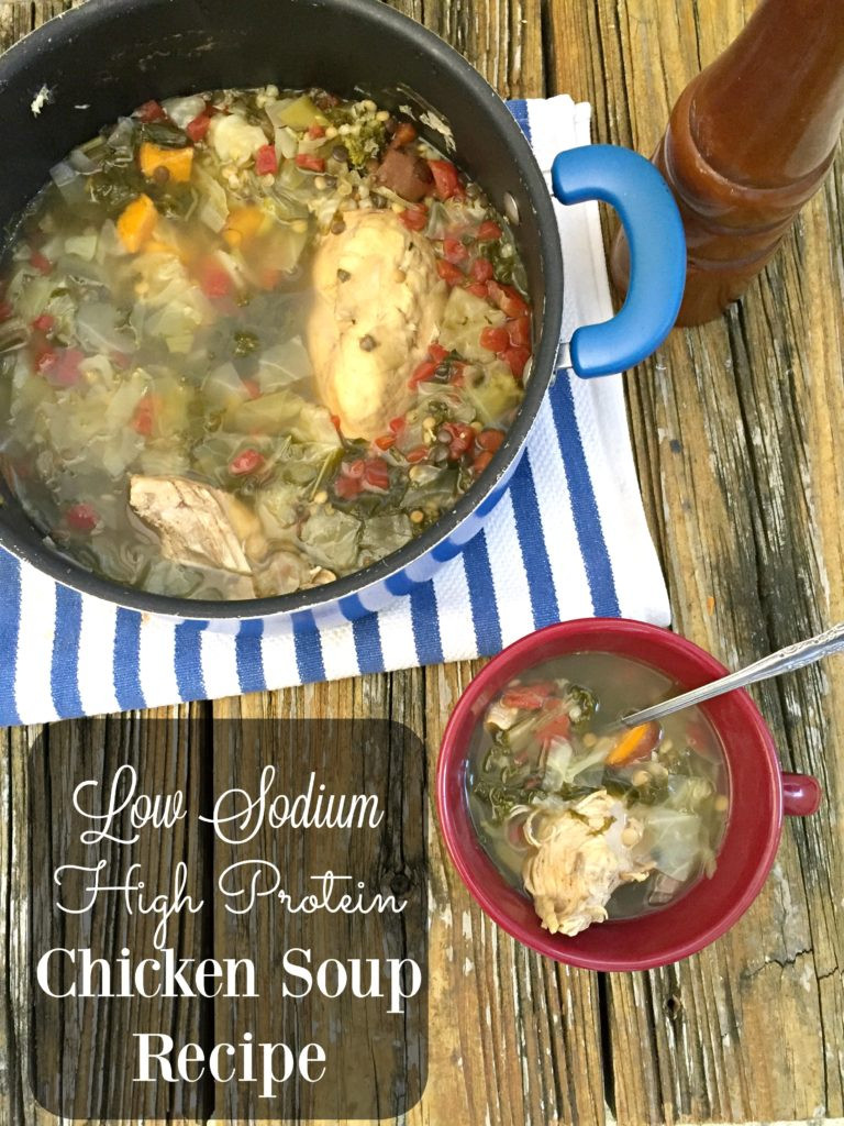 Low Fat Low Sodium Chicken Recipes  5 Detox Soups to Cleanse Your System at Lunch or Dinner