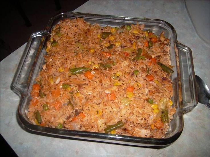 Low Fat Low Sodium Chicken Recipes  e Dish Meals Low Sodium Low Fat Chicken & Rice