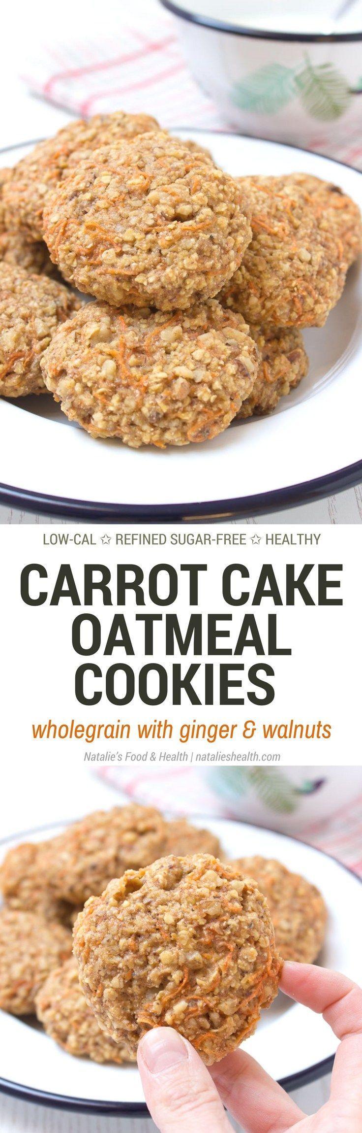Low Fat Low Sugar Cookies  Best 25 Low fat carrot cake ideas on Pinterest