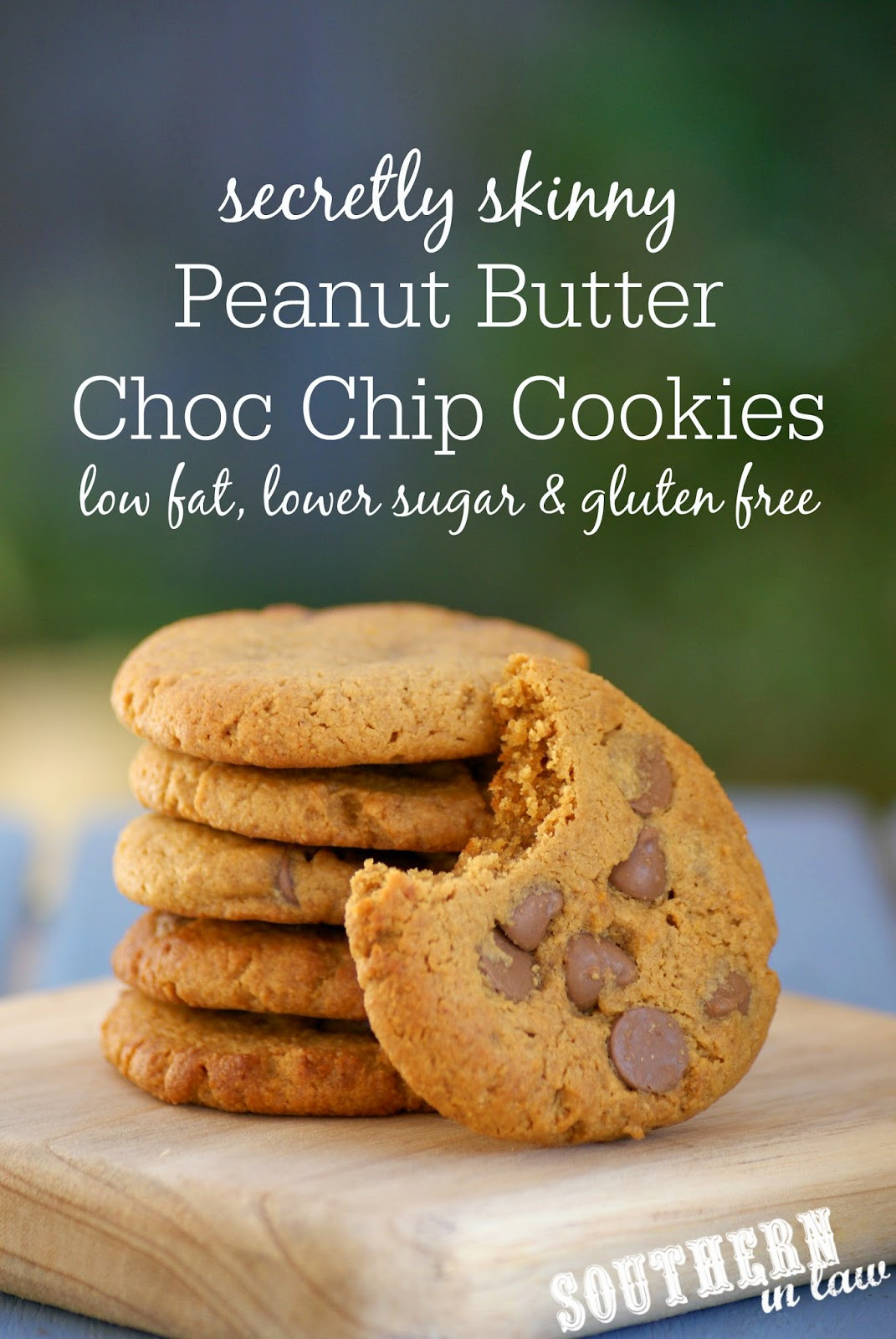 Low Fat Low Sugar Cookies  Southern In Law Recipe Secretly Skinny Peanut Butter
