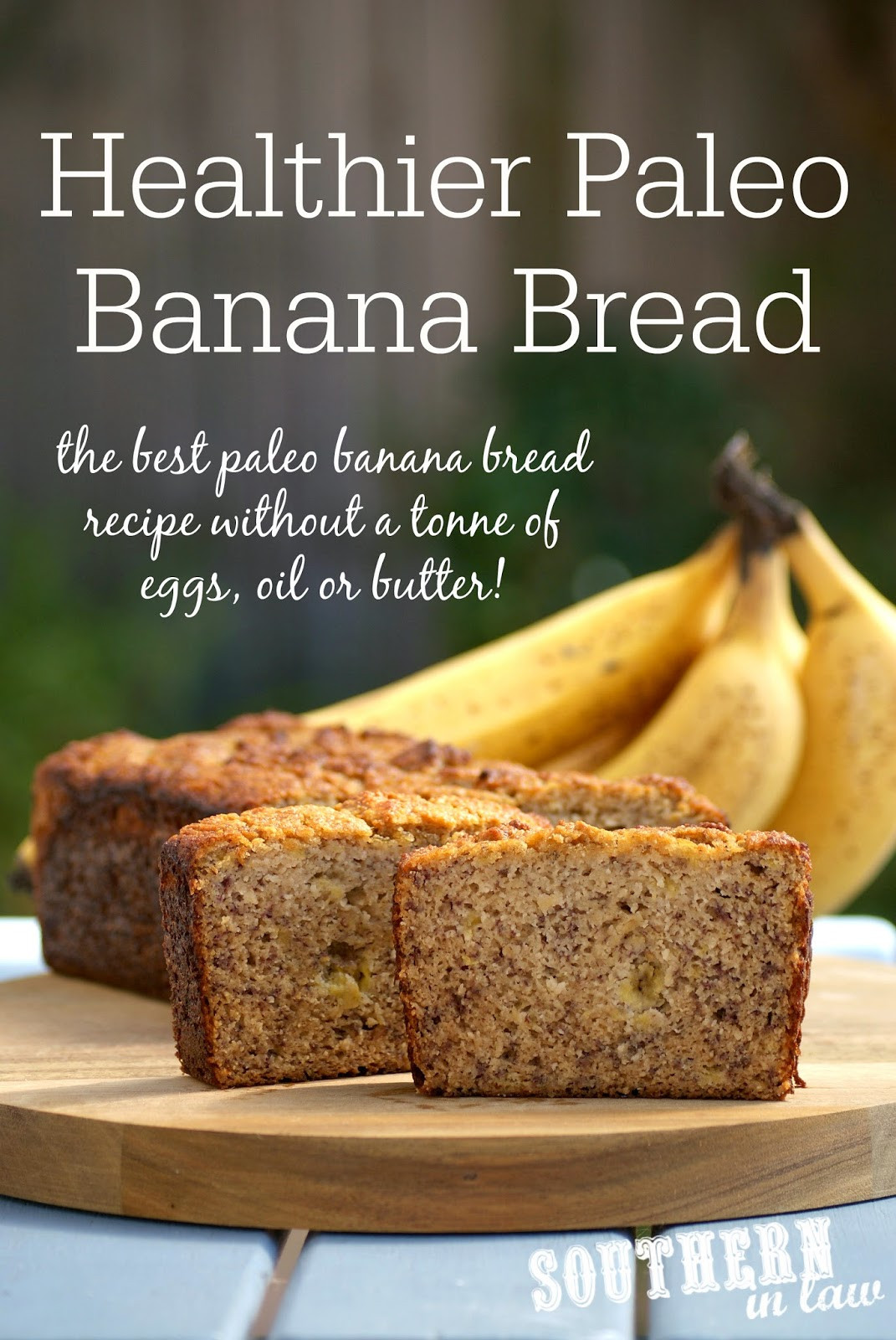 Low Fat Low Sugar Recipes  Southern In Law Recipe The Best Healthy Paleo Banana Bread