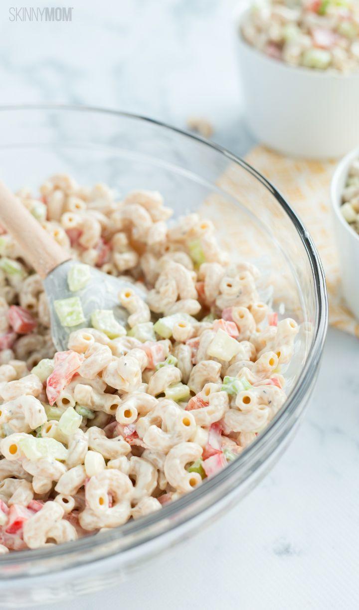 Low Fat Macaroni Salad  25 best ideas about Low Fat Diets on Pinterest