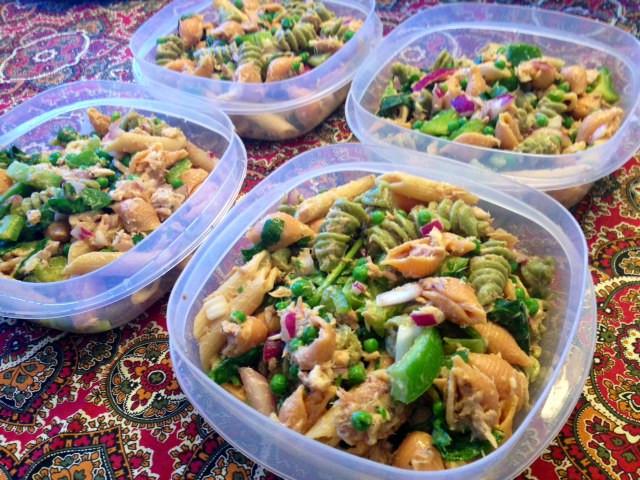 Low Fat Macaroni Salad  Low Fat Tuna Pasta Salad PfitBlog