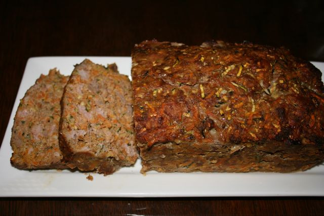 Low Fat Meatloaf  Lohtown Life Yummy Low fat Meatloaf with hidden vegies