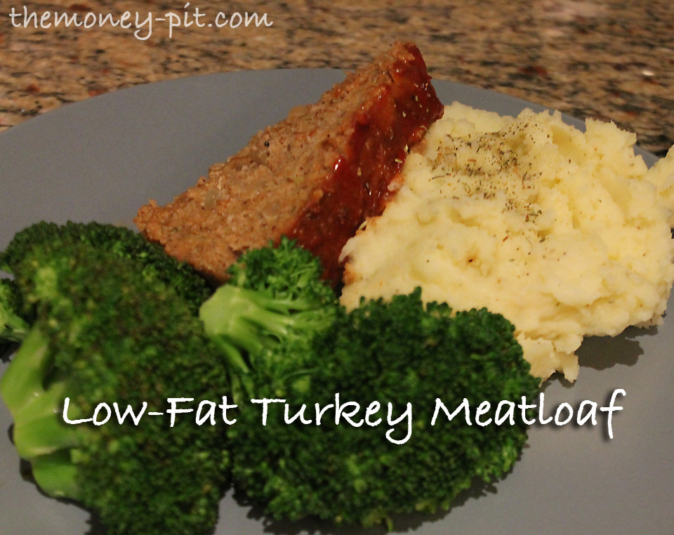 Low Fat Meatloaf  This post may contain affiliate links