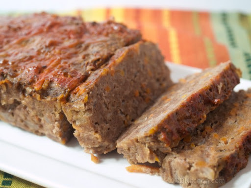 Low Fat Meatloaf  10 Best Low Fat Low Sodium Meatloaf Recipes