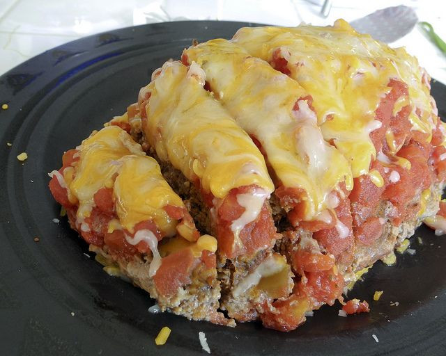 Low Fat Mexican Recipes  1000 ideas about Taco Meatloaf on Pinterest