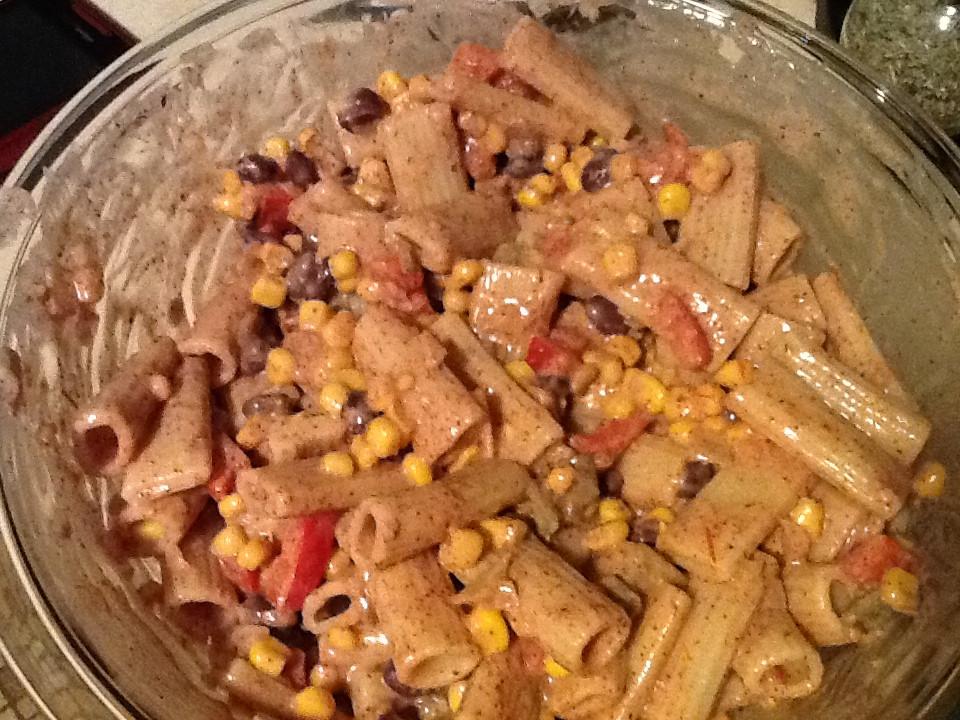 Low Fat Mexican Recipes  Low Fat Mexican Pasta Salad BigOven