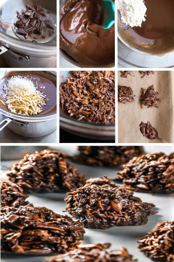 Low Fat No Bake Cookies  Low Carb No Bake Cookies — Your New FAVORITE dessert