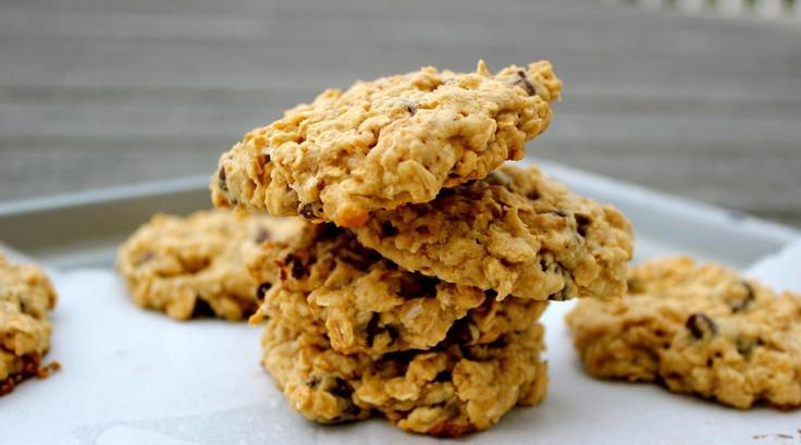 Low Fat Oatmeal Cookies  Low Fat Oatmeal Cookie Big Teenage Dicks