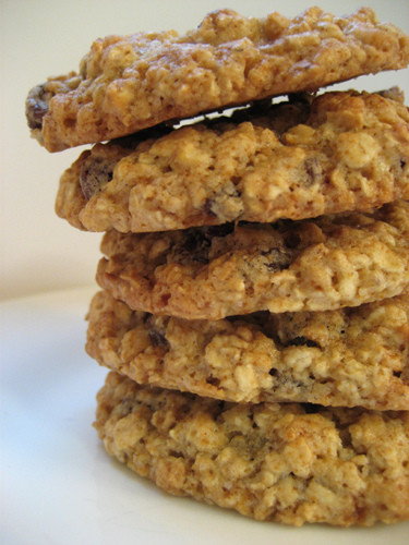 Low Fat Oatmeal Raisin Cookies  The Village Vegan 100 the best chewy oatmeal raisin