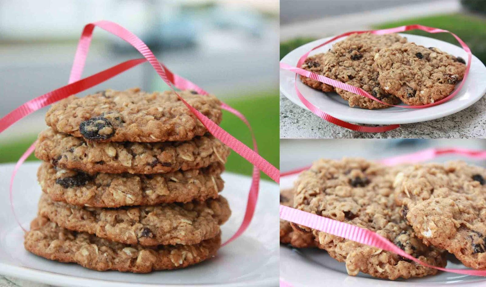 Low Fat Oatmeal Raisin Cookies  Low Fat Oatmeal Raisin Cookie Mega Dildo Insertion