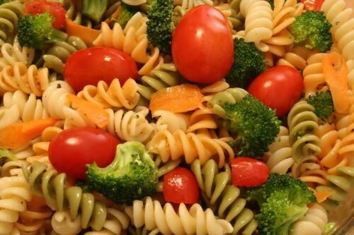 Low Fat Pasta Salad  Low Fat Pasta Salad