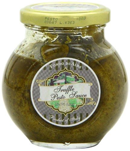 Low Fat Pesto Sauce  low fat pesto sauce By Foodpassion