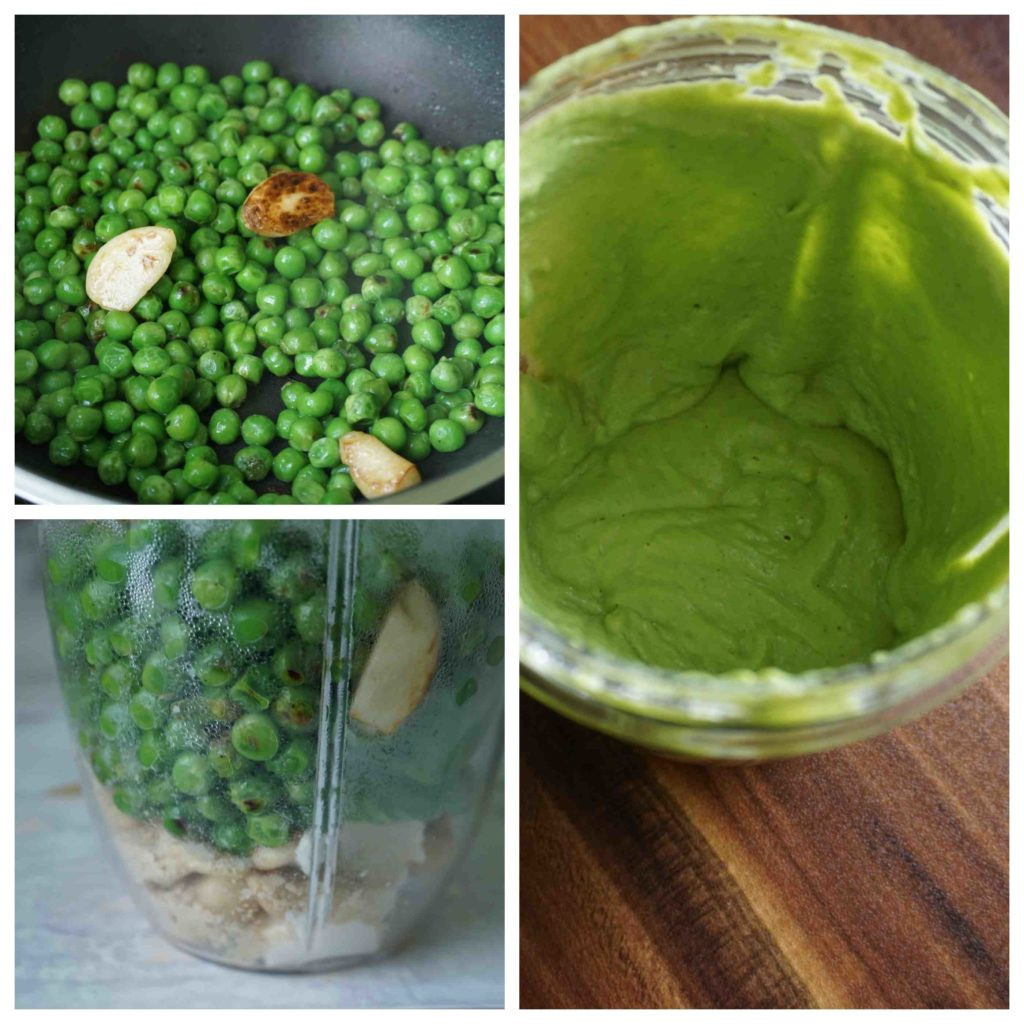 Low Fat Pesto Sauce  A creamier and low fat version of the traditional pesto