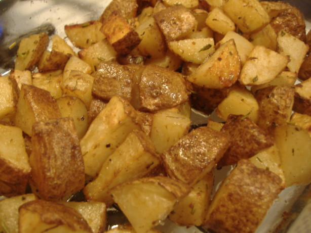 Low Fat Potato Recipes  Barbecued Baby Red Potatoes Low Fat Recipe Food