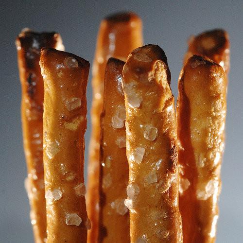 Low Fat Pretzels  7 Low Fat Salty Treats Diet