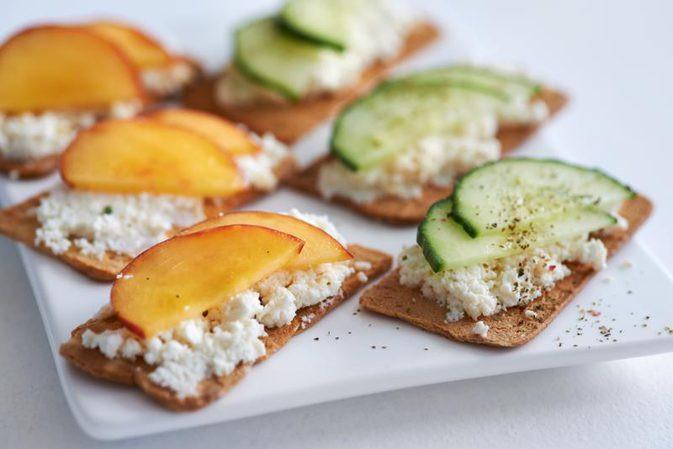 Low Fat Pretzels  Healthy Low Fat Snacks