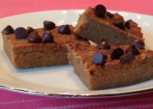 Low Fat Pumpkin Pie Recipe  Low Fat Pumpkin Bean Bars Recipe