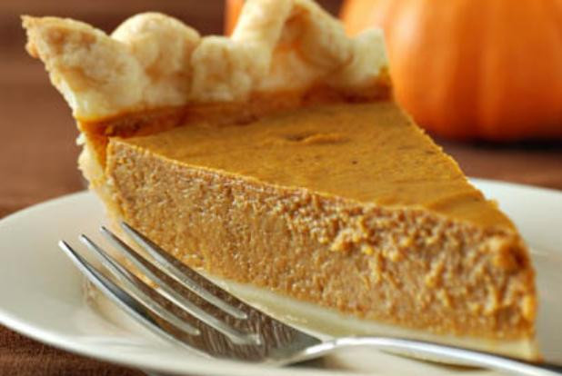 Low Fat Pumpkin Pie Recipe  Dairy free low fat pumpkin pie