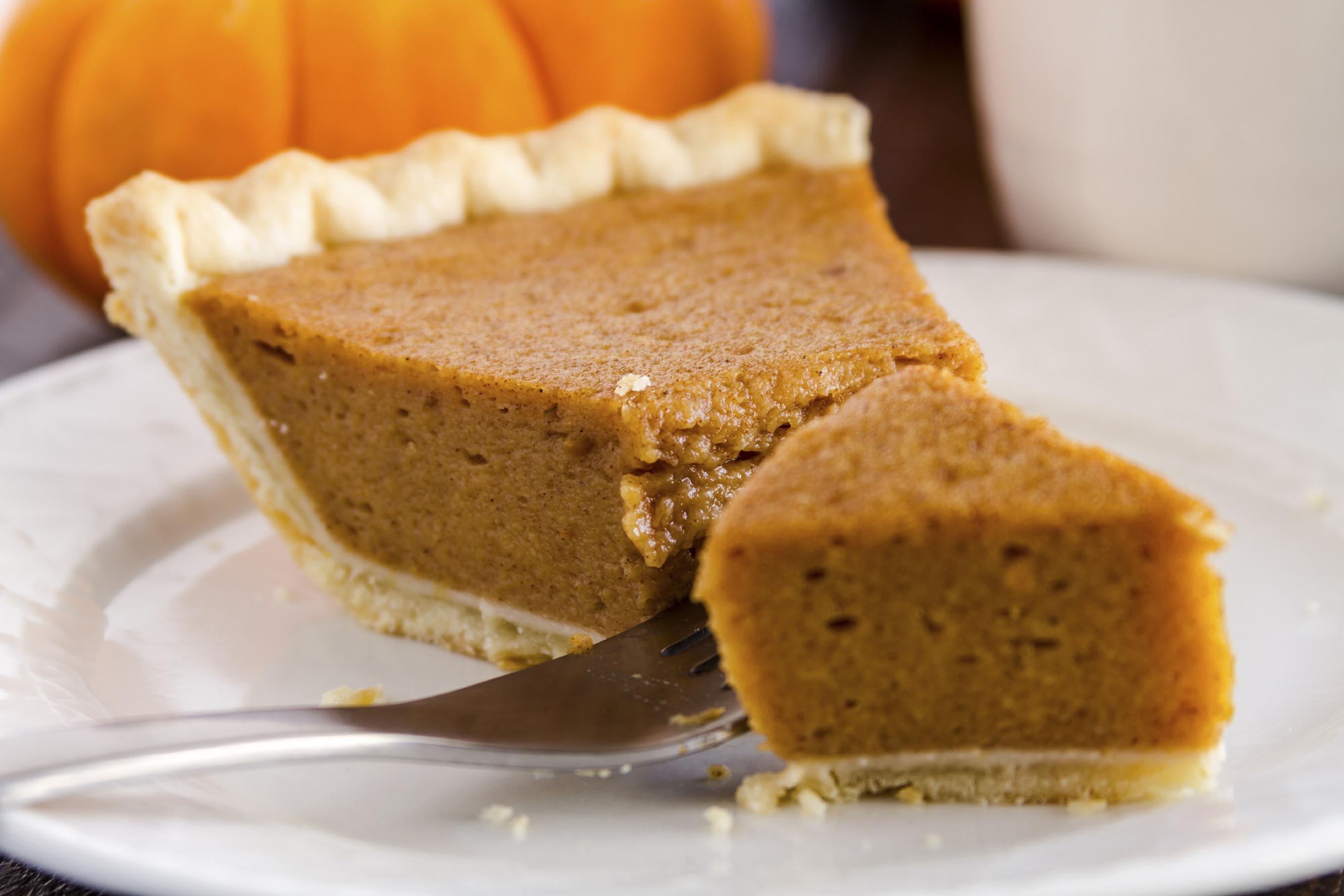 Low Fat Pumpkin Pie Recipe  Recipe Low Fat Pumpkin Pie With a Crunchy Crust – Health