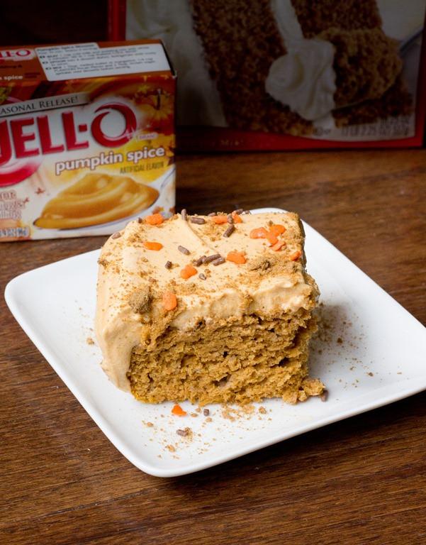 Low Fat Pumpkin Recipes  Easy Low Fat Pumpkin Sheet Cake