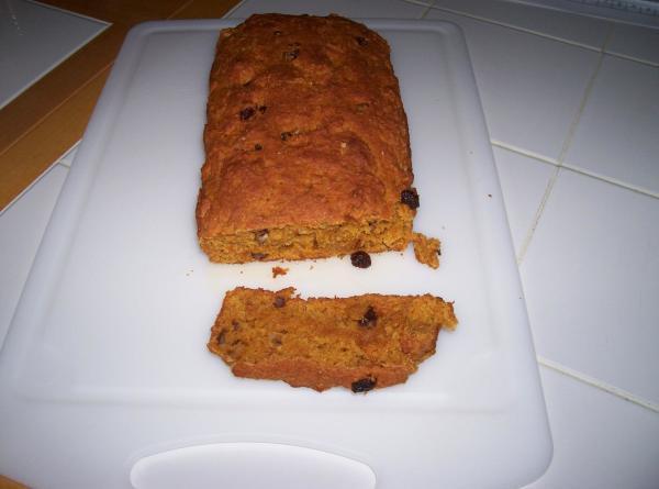 Low Fat Pumpkin Recipes  Low Fat Pumpkin Bread Recipe