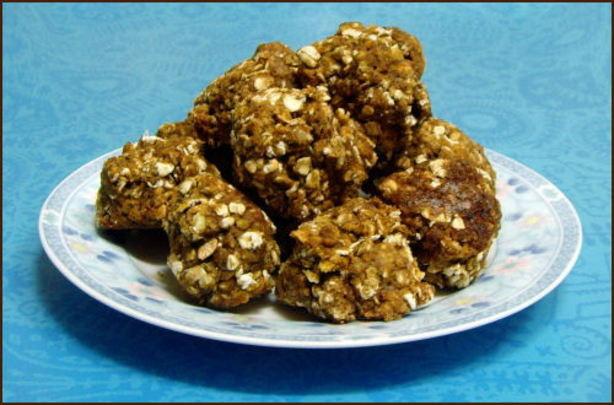 Low Fat Pumpkin Recipes  Low Fat Pumpkin Oatmeal Cookies Recipe Food