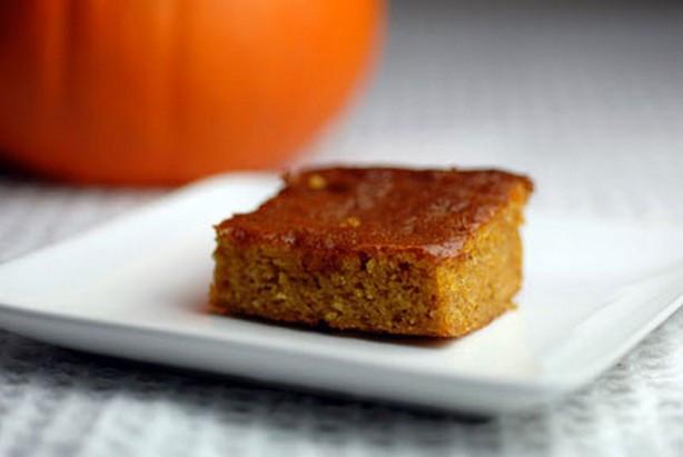 Low Fat Pumpkin Recipes  WeightWatchers Low Fat Pumpkin Bars Recipe – Weight