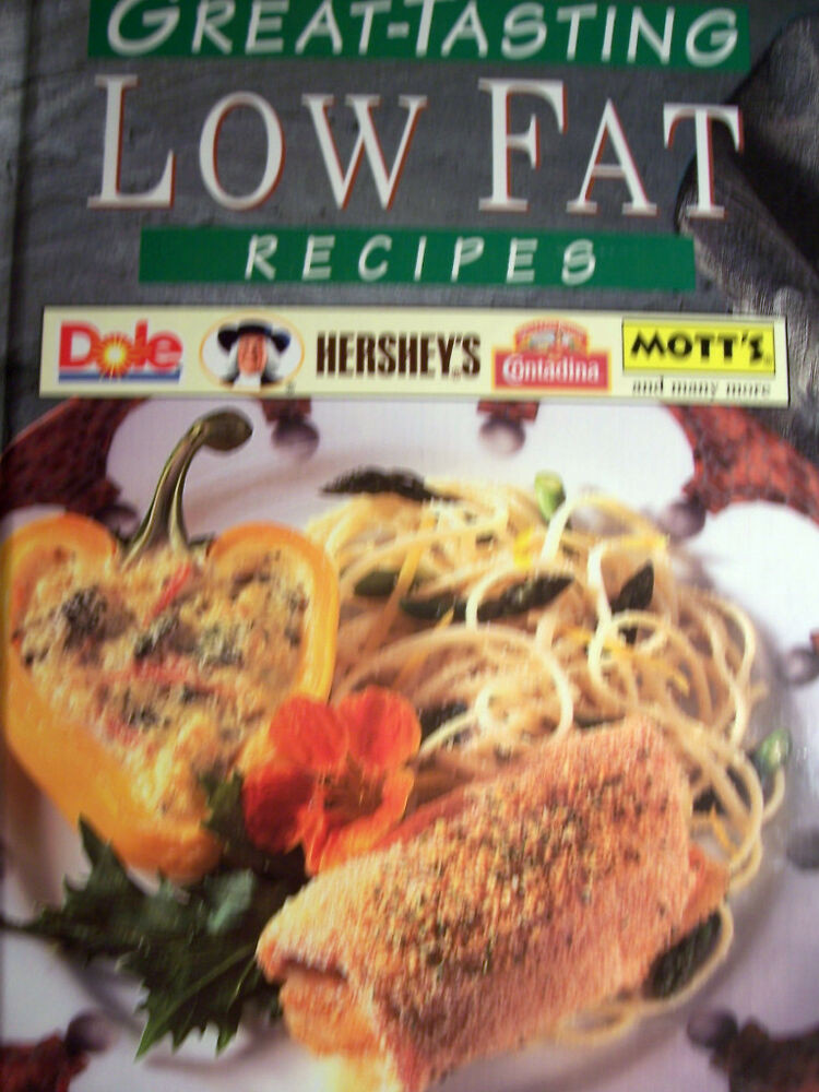 Low Fat Recipes That Taste Good  Great Tasting Low Fat Recipes by Publications Intern
