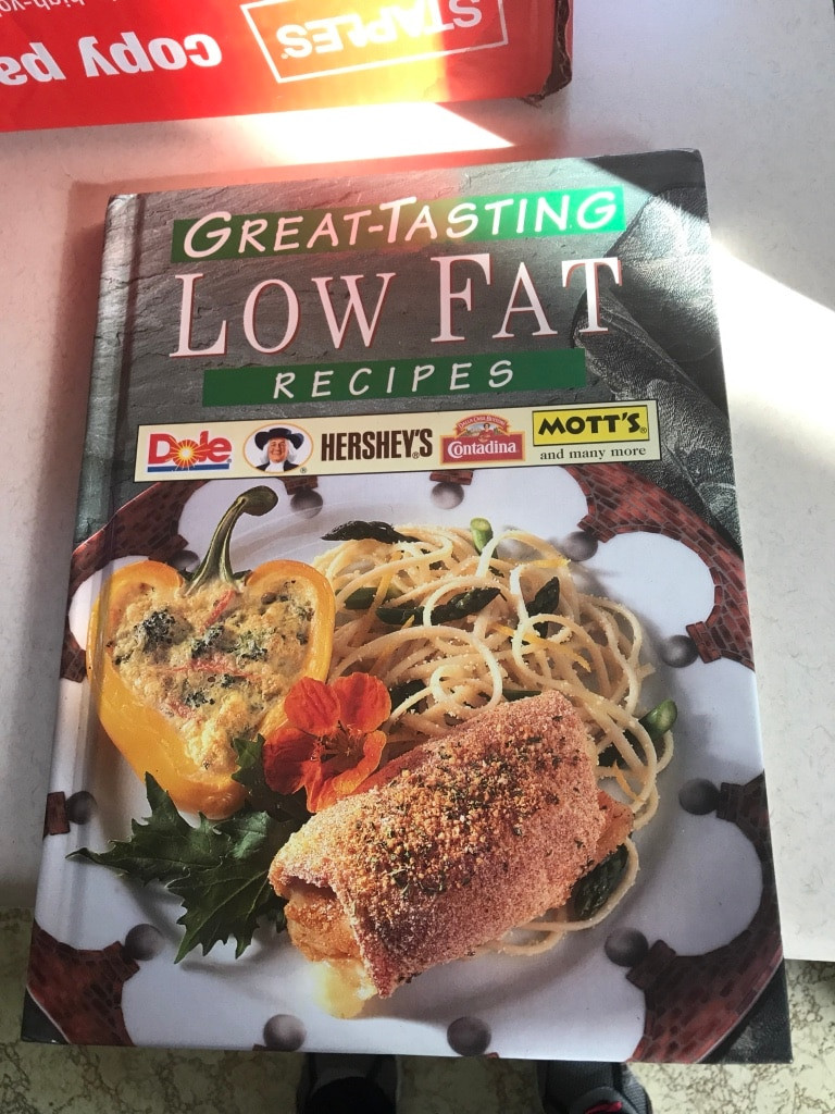 Low Fat Recipes That Taste Good  letgo great tasting low fat recip in East Rochester NH