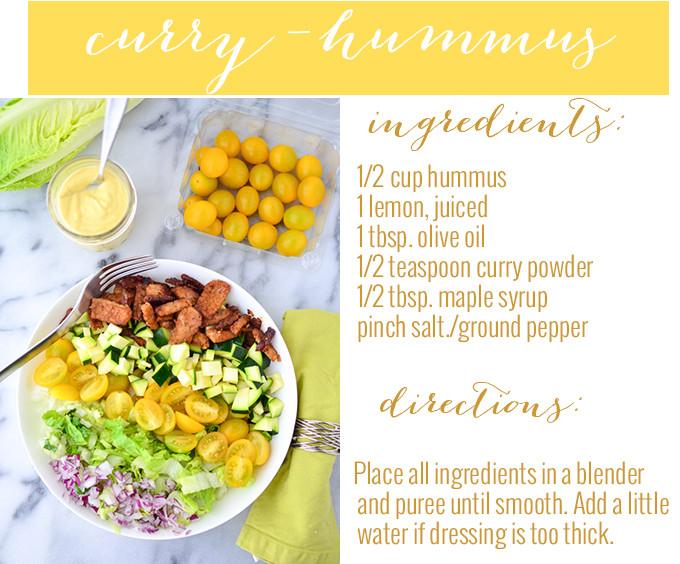 Low Fat Salad Dressing Recipes  4 DIY LOW FAT SALAD DRESSINGS